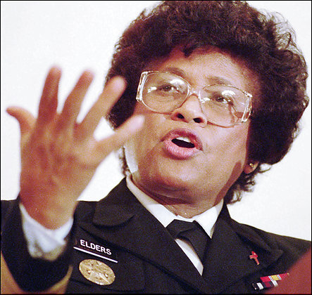 Dr. Jocelyn  Elders
