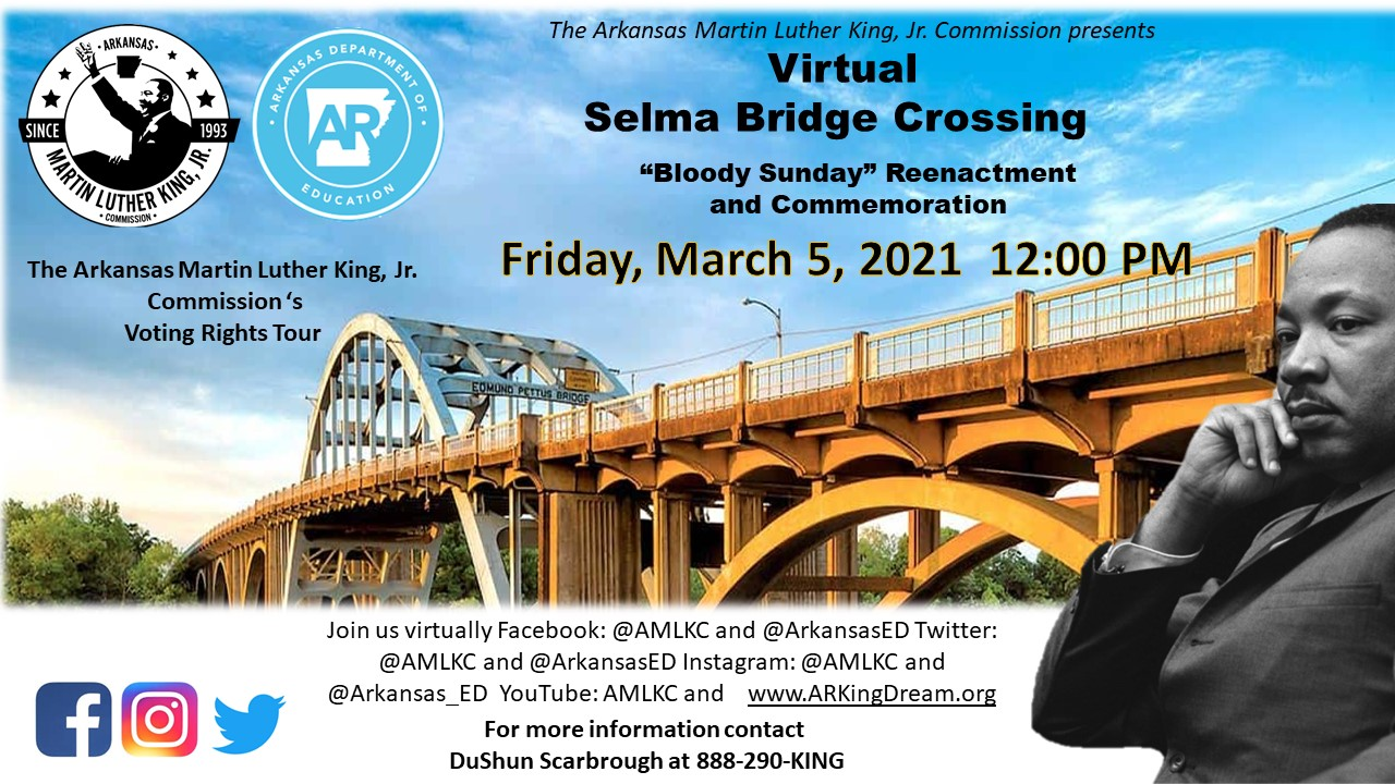 Virtual Selma Jubilee Bridge Crossing