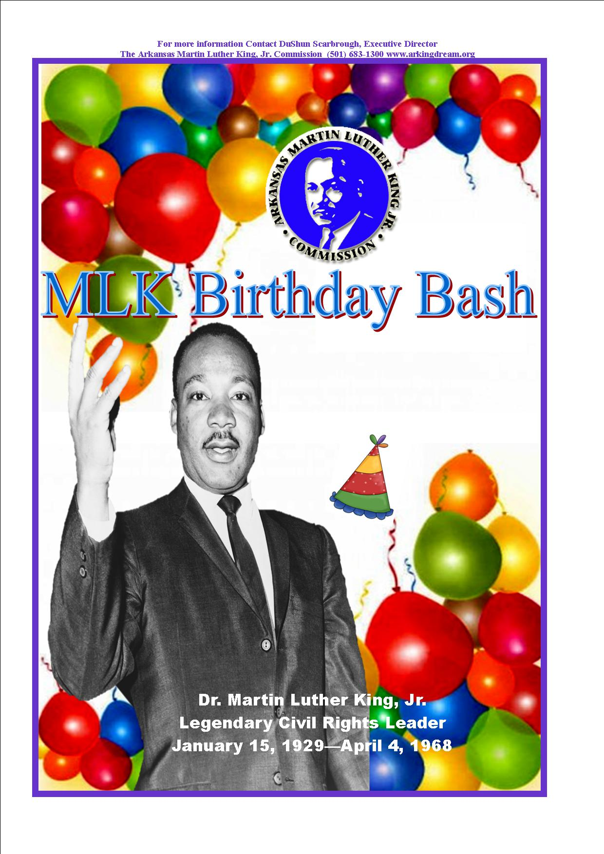 MLK Birthday Bash
