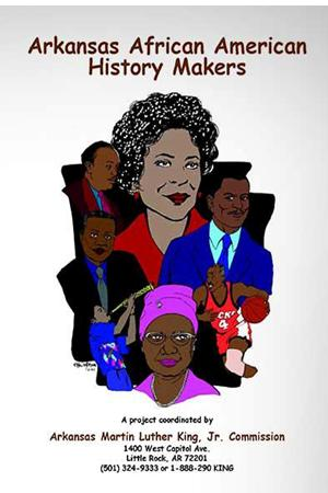 Arkansas African-American History Makers Coloring Book Volume I