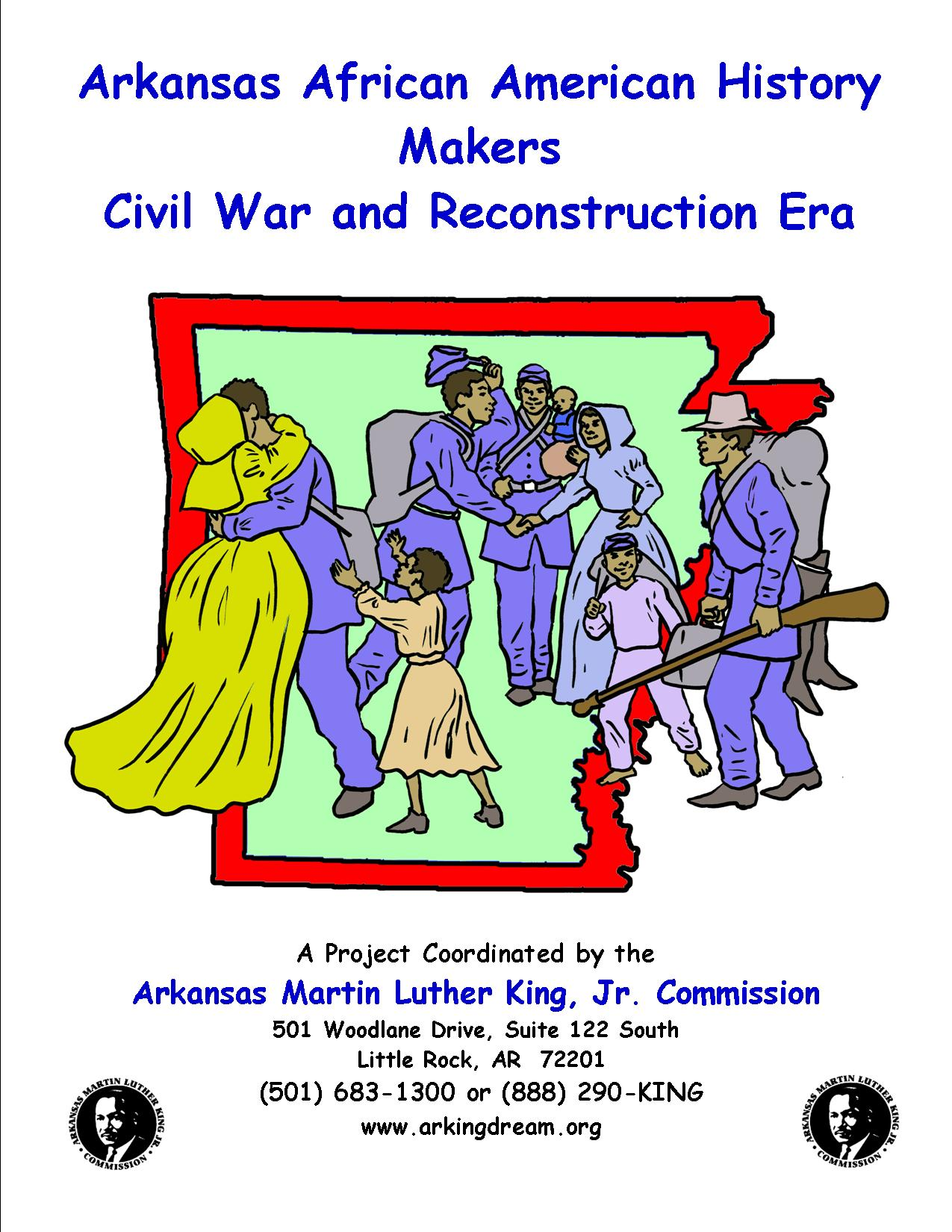 Arkansas African-American History Makers Coloring Book Volume IV (Also Available in Spanish)